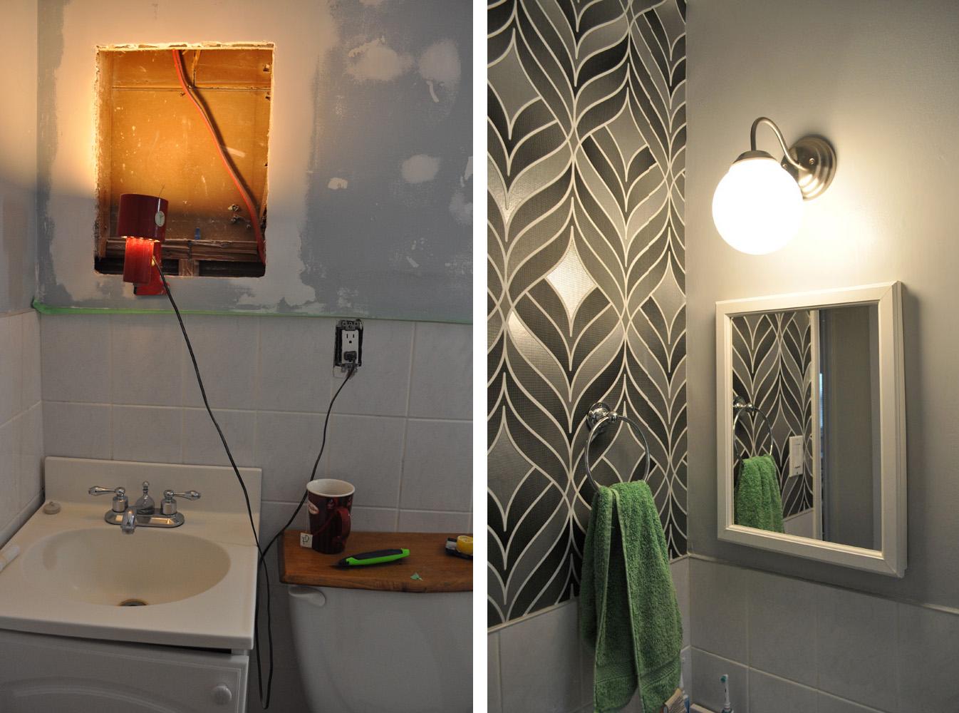 20170407&133215_Behang In De Badkamer ~ Badkamer Behang  Behang voor de badkamer?  hetknussehuisje