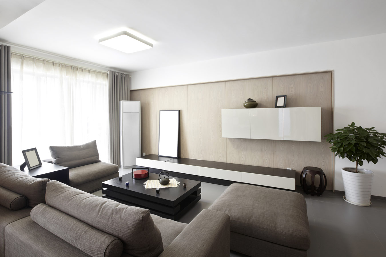 De complete woonkamer opnieuw inrichten drie tips voor de beste inrichting hetknussehuisje - Moderne eetkamer en woonkamer ...