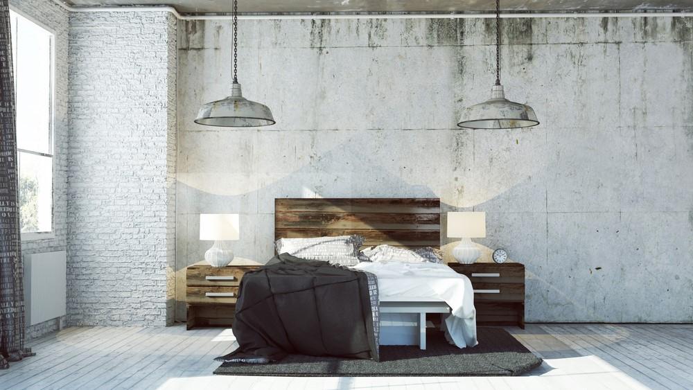 Hoe maak je jouw slaapkamer industrieel? - hetknussehuisje