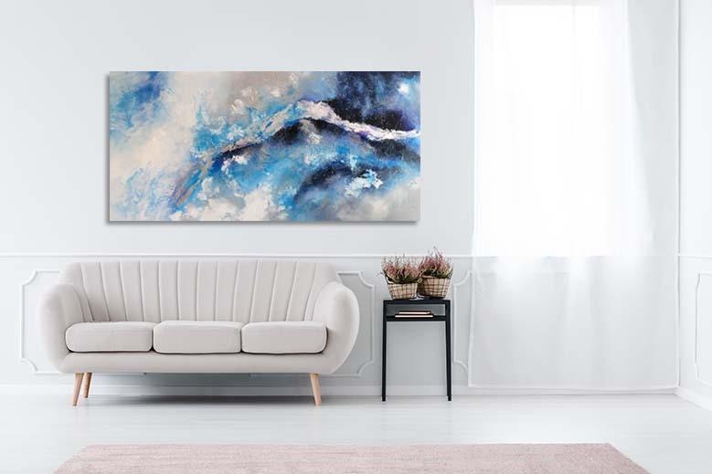 Decor voor een minimalistische woonstijl hetknussehuisje